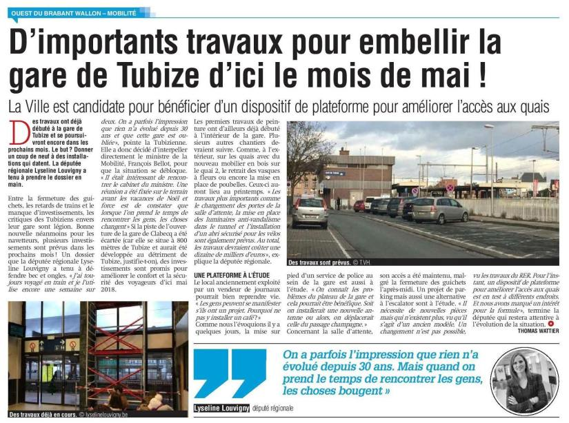 Article SNCB