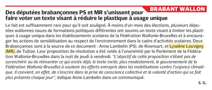 06-05-19_Des députées brabançonnes PS et MR